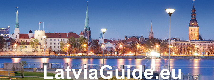 latvia guide